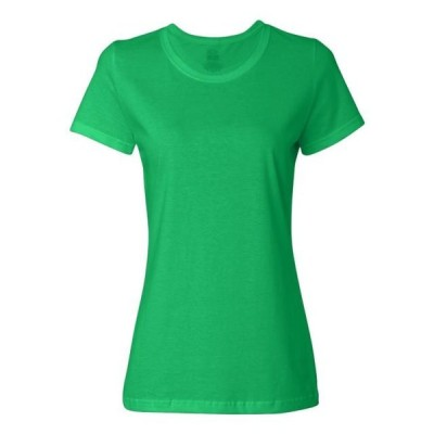 レディース 衣類 トップス Fruit of the Loom - HD Cotton Women's Short Sleeve T-Shirt Fruit of the Loom - NIB Tシャツ