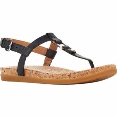 アグ Ugg レディース サンダル・ミュール シューズ・靴 Aleigh Sandal Black
