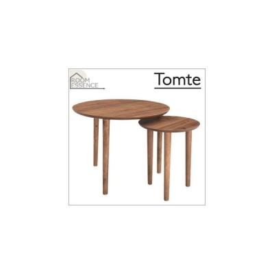 TAC-224WAL 東谷 Tomte ラウンドネストテーブル