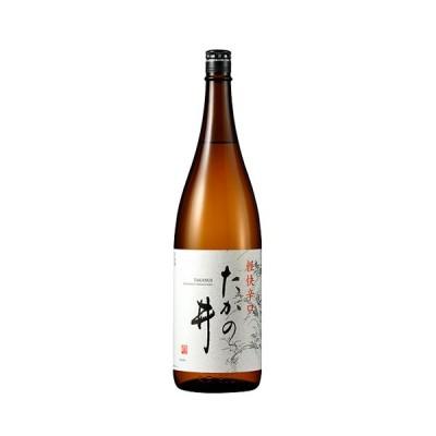 日本酒 高の井 無糖酒 720ml たかのい たかの井