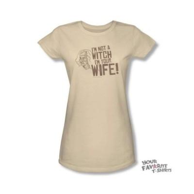 プリンセスブライド Tシャツ トップス シャツ The プリンセス Bride Not A Witch オフィシャル ライセンス ジュニア Tシャツ S-XL