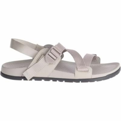 チャコ Chaco レディース サンダル・ミュール シューズ・靴 Lowdown Sandals Light Grey