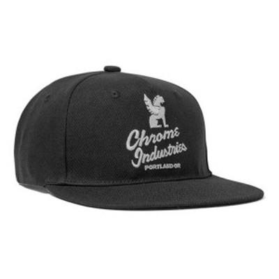 クローム(CHROME) 5 PANEL CAP JP088BKWT