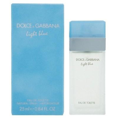 ドルチェ&ガッバーナ DOLCE&GABBANA D&G ライトブルー EDT SP 25ml ユニセックス 香水