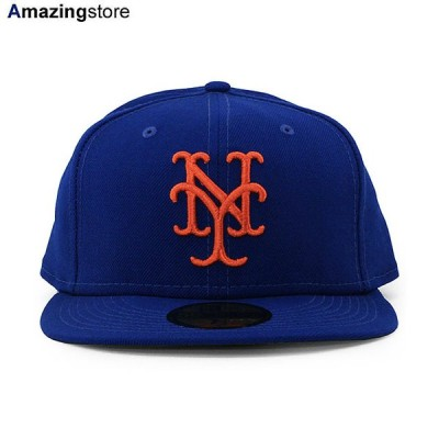 ニューエラ 59FIFTY ニューヨーク メッツ 【MLB 1969 COOPERSTOWN GAME FITTED CAP/RYL BLUE】 NEW ERA NEW YORK METS