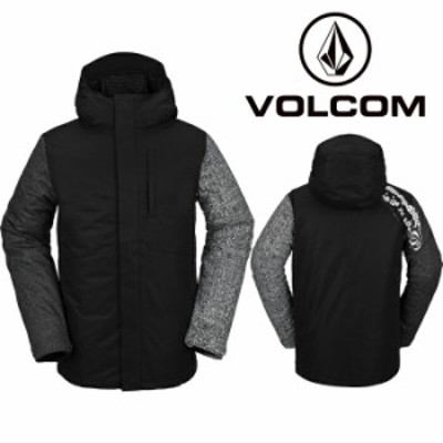 ボルコム ウェア ジャケット 20-21 VOLCOM 17FORTY INS JACKET BKC-Black Check G0452114 スノーボード 日本正規品