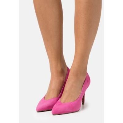 タマリス レディース ヒール シューズ Classic heels - fuxia fuxia