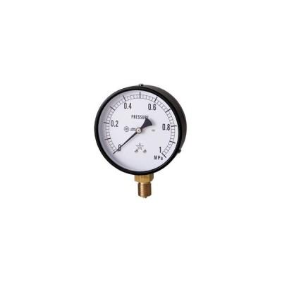 右下精器製造 一般圧力計 G311211M0.6MP