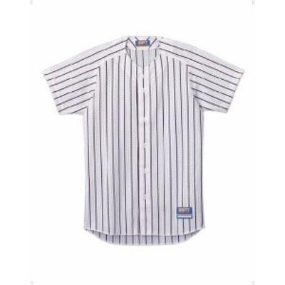ゼット ZETT 野球ウェア  ユニフォーム用ストライプメッシュシャツ BU521-1119