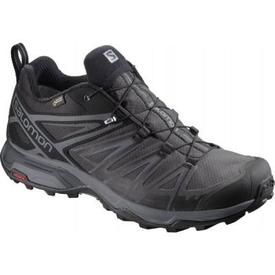 サロモン Salomon メンズ ハイキング・登山 シューズ・靴 X Ultra 3 GTX Waterproof Hiking Shoes Black/Magnet