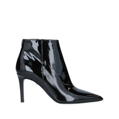 PATRIZIA PEPE ショートブーツ  レディースファッション  レディースシューズ  ブーツ  その他ブーツ ブラック