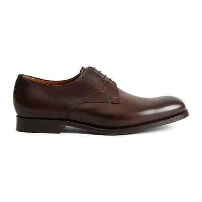 ハケット スニーカー メンズ シューズ Hackett En Oxford CP Leather Goodyear Brown