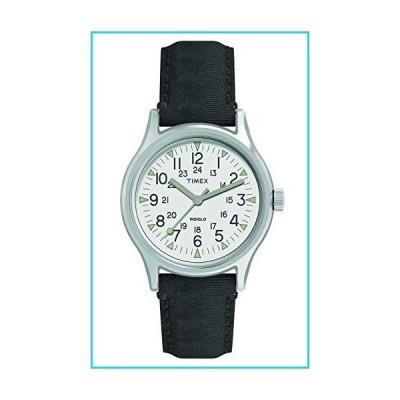 タイメックス TIMEX 腕時計 MK1 ステンレススチール ファブリック 時計ケース付き (TW2R68300(グレー))【並