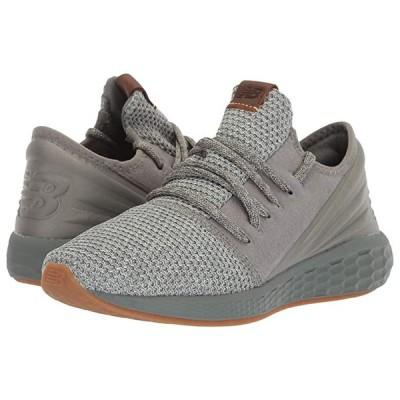 ニューバランス Fresh Foam Cruz v2 Decon メンズ スニーカー 靴 シューズ Sedona Sage/Stone Grey