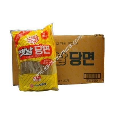 オットゥギ イェンナルタンミョン(春雨) 1カートン(500g×20袋入り)