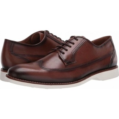 マッテオ マッシモ Massimo Matteo メンズ 革靴・ビジネスシューズ ウイングチップ シューズ・靴 Bona Fide Wing Tip Pinhao