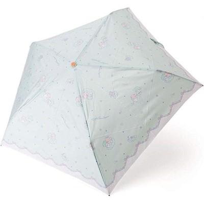 リトルツインスターズ 軽量折りたたみ傘(50 centimeters)