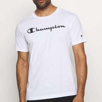 チャンピオン メンズ スポーツ用品 CREWNECK - Print T-shirt - white