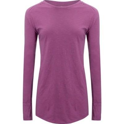 フリーピープル Free People レディース Tシャツ トップス Arden T - Shirt Plum