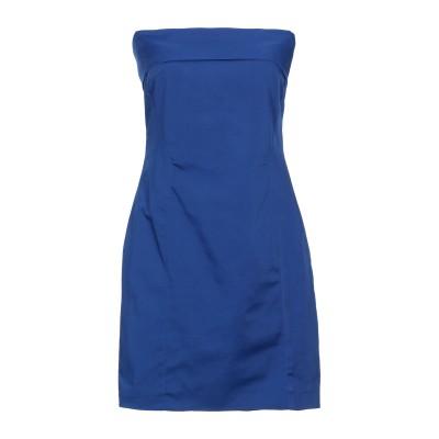 NORA BARTH ミニワンピース&ドレス ブルー 40 ポリエステル 82% / レーヨン 15% / ポリウレタン 3% ミニワンピース&ドレス