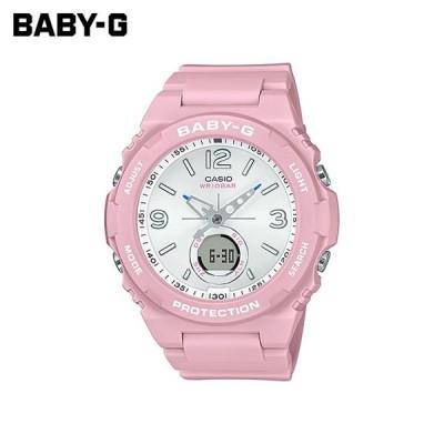 女性用 カシオ ベビーG 腕時計 ベビージー ベイビージー CASIO BABY-G レディース 防水 国内正規品 pk