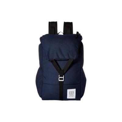 トポ デザイン Topo Designs レディース バックパック・リュック バッグ Y-Pack Navy