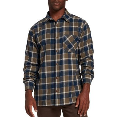 ノースイースト メンズ シャツ トップス Northeast Outfitters Men's Classic Lightweight Flannel