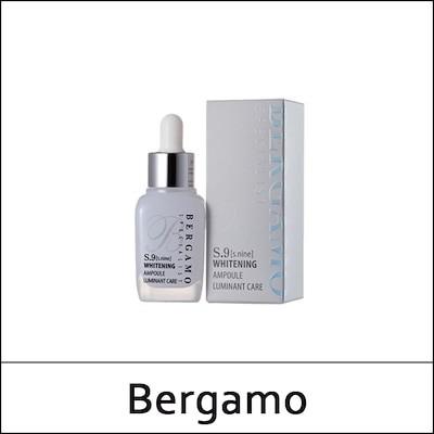 [Bergamo] Specialist S9 Whitening Ampoule 30ml / Luminant Care