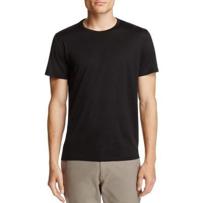 セオリー メンズ Tシャツ トップス Claey Plaito Crewneck Tee