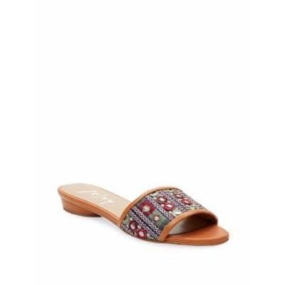 フレンチ ソールFS/NY レディース シューズ サンダル Degas Slide Sandal