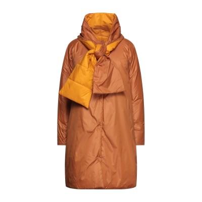 MALÌPARMI ダウンジャケット オレンジ 42 ナイロン 100% ダウンジャケット