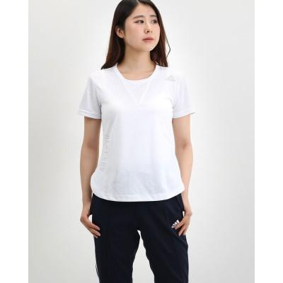 アディダス adidas レディース フィットネス 半袖Tシャツ FK9614