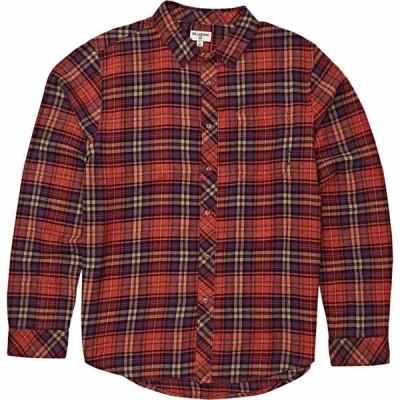 ビラボン Billabong メンズ シャツ トップス freemont flannel Sangria