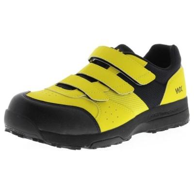 テクシーワークス 作業靴 テクシーワークス0002 イエロー 28.0cm アシックス商事 WX-0002.020-28.0 返品種別B