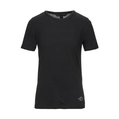 マーク バイ マーク ジェイコブス MARC BY MARC JACOBS T シャツ ブラック S コットン 100% T シャツ