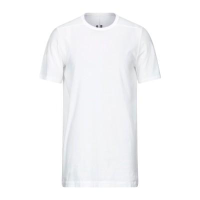 リック オウエンス RICK OWENS T シャツ ホワイト S コットン 100% T シャツ