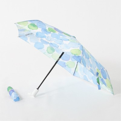 【UV対策】折り畳み自動開閉雨傘(エスタ)