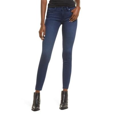ペイジ レディース デニムパンツ ボトムス Verdugo Mid Rise Crop Skinny Jeans DELPHI