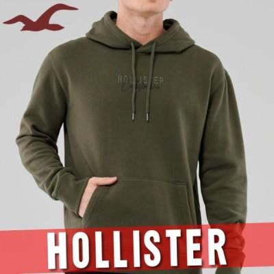 ホリスター アバクロ パーカー スウェットシャツ メンズ マストハブ ロゴ 無地 ワンポイント プルオーバー XS〜XXL 新作