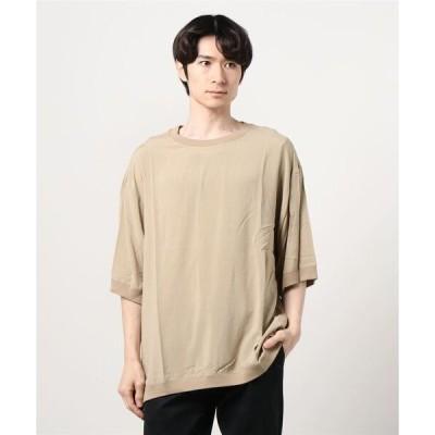 tシャツ Tシャツ :レーヨンBIG Tシャツ/半袖