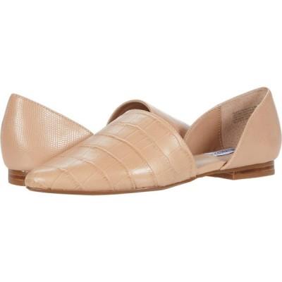 スティーブ マデン Steve Madden レディース スリッポン・フラット シューズ・靴 Talent Flat Taupe Croco
