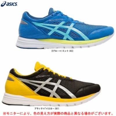 ASICS(アシックス)GELFEATHER GLIDE 4(TJR455)ランニング ジョギング マラソン ランニングシューズ 靴 男性用 メンズ