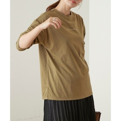 tシャツ Tシャツ 【ZOZO限定】ミニロゴT/フレアパンツ/ロングTシャツ/クリンクル/ワイドパンツ/プリーツスカート/マーメイド/ワッシャー/マキ