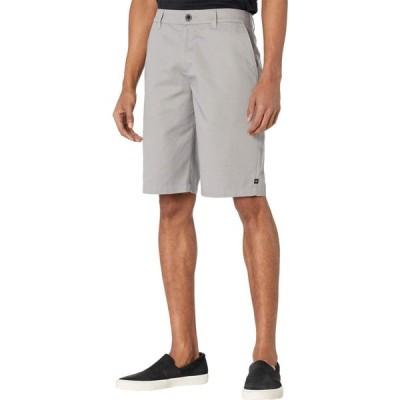オニール O'Neill メンズ ショートパンツ ボトムス・パンツ Redwood Shorts Light Grey