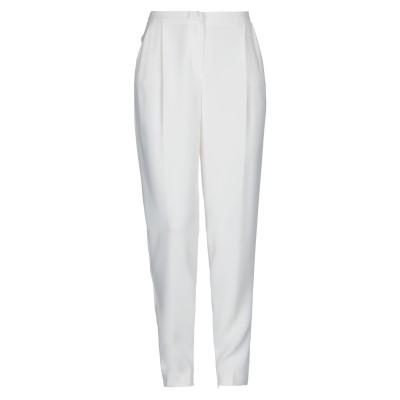 コッカ KOCCA パンツ ホワイト 26 ポリエステル 100% パンツ