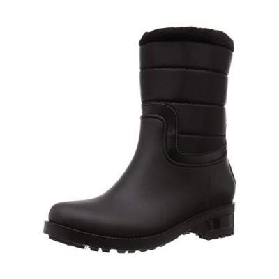 バイアシナガオジサン ブーツ 8390001 レディース ブラック 23.5~24.0 cm