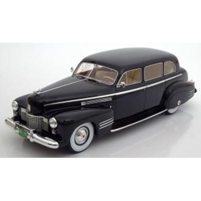 BOS 1/18 1941年モデル キャデラック フリートウッド75 ブラック