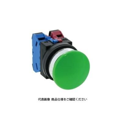 IDEC(アイデック) φ30 TWNシリーズ 押ボタンスイッチ 大形 赤 AON312R 1個(直送品)