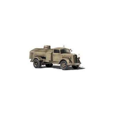 フジミ 1/ 72 ミリタリーシリーズ No.4 ドイツ軍 3tトラック(箱型救護車/ 燃料給油車)(72M-4)プラモデル 返品種別B