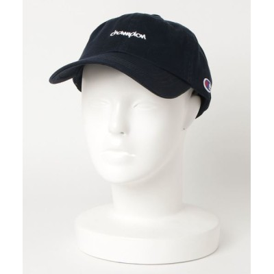 SITRY / 【Champion】 ミニ刺繍ローキャップ MEN 帽子 > キャップ